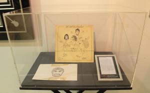 Exhibition in Rock&Pop Museum