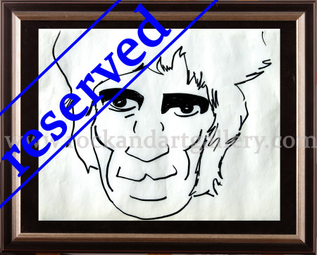 8120703_rolling_stones_keith_richards_sketch_of_ronnie_wood
